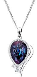Elegantný náhrdelník Ines Matrix 6110 26 (retiazka, prívesok)