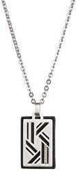 Oceľový náhrdelník pre mužov Edwin 7264 20