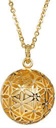 Luxusné náhrdelník s perlou Lotus Pearl 7292Y00