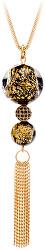 Luxusné náhrdelník s vinutými Perlou Ribes 7348Y21