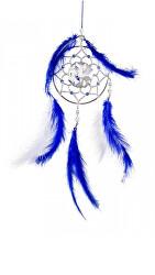 Modrý lapač snů s českým křišťálem Preciosa - Inspirace 1363 68