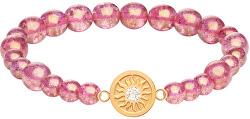 Náramok z práskaných perlí Rosina 7369Y69