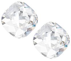 Náušnice Ella s čirým krystalem 7241 00