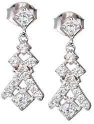 Náušnice s kryštálmi Crystal Way 6021 00
