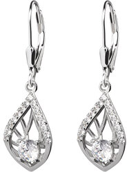 Náušnice s krystaly Touch of Elegance 5216 00
