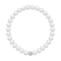 Perličkový náramek Velvet Pearl 2219 01