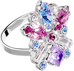 Pestrofarebný prsteň Florence by Marta 2344 70