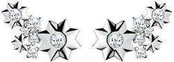 Roztomilé strieborné náušnice Orion 5246 00