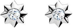 Roztomilé strieborné náušnice Orion 5249 00