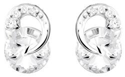 Stříbrné náušnice Gentle Beauty 6767 00