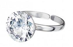Ezüst kristály gyűrű   Starry 5174 00