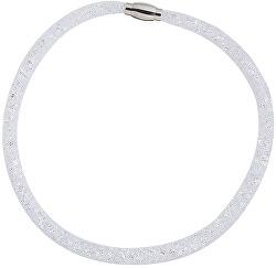 Třpytivý náhrdelník Scarlette čirý 7250 00