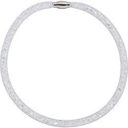 Trblietavý náhrdelník Scarlette šedý 7250 19