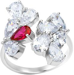 Csinos menyasszony gyűrű 5243 55