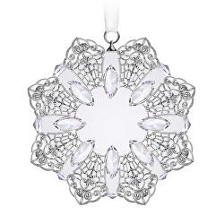 Vánoční ornament z českého křišťálu Preciosa 1515 00