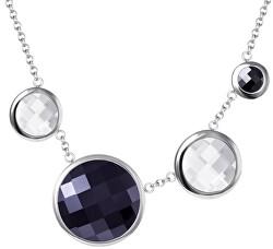 Výrazný náhrdelník Ebony 7308 20