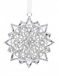 Vánoční ornament z českého křišťálu Preciosa 1505 00