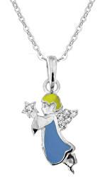 Krásný dětský náhrdelník Andílek KO8087_BR030_40_RH  (řetízek, přívěsek)
