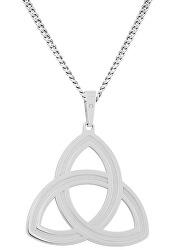 Modern ezüst nyaklánc Celtic KO6017_MO060_50 (lánc, medál)