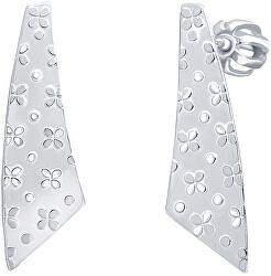 Originální stříbrné náušnice pro štěstí Agnese NA6276_RH