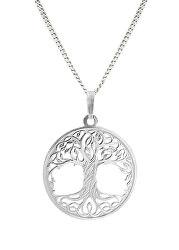 Stříbrný náhrdelník Strom života KO5080M_CU040_45_RH  (řetízek, přívěsek)