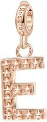 """Bronzový prívesok písmeno """"E"""" Storie RZ083"""