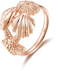 Bronzový prsten Plody moře Storie RZA008