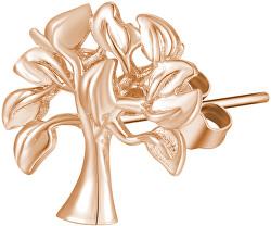 Bronzová single náušnice Strom života Storie RZO028