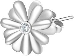 Stříbrná single náušnice Storie RZO022R