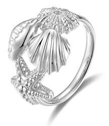 Stříbrný prsten Plody moře Storie RZA007