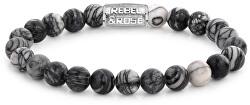 Gyöngy karkötő fekete Wolf RR-80032-S