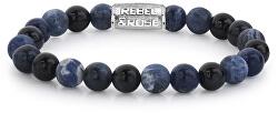 Gyöngy karkötő  Blue Rocks RR-80045-S
