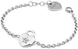 Armband mit Herzverschluss Estrella SRE18
