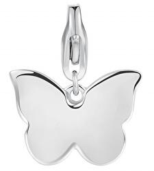Oceľový prívesok Motýľ Happy SHA289