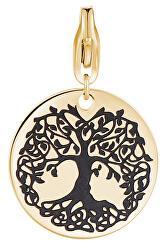 Pozlátený prívesok Strom života Happy SHA306
