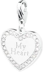 Zamilovaný přívěsek My Heart Happy SHA61