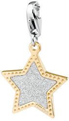 Romantický přívěsek Happy Třpytivá hvězda SHA22