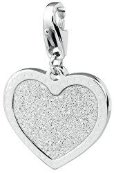 Romantický přívěsek Happy Třpytivé srdce SHA18