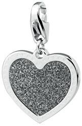 Romantický přívěsek Happy Třytivé srdce SHA20