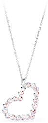 Srdiečkový náhrdelník Aura SAU01