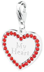Zamilovaný přívěsek Happy My Heart SHA60
