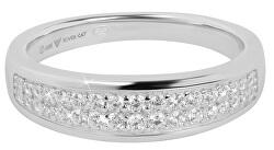Krásný prsten se zirkony SC269