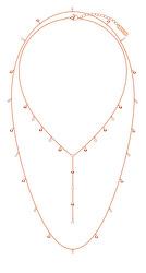 Bronzová souprava náhrdelníků s krystaly Moonsun 5486650