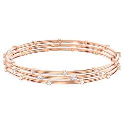 Bronzová souprava náramků s krystaly Moonsun 5486807