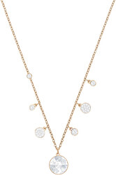 Bronzový třpytivý náhrdelník Lucy 5394967