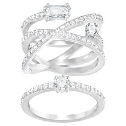 Exkluzivní sada prstenů Gray 5272356