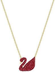 Luxusní náhrdelník s labutí 5465400