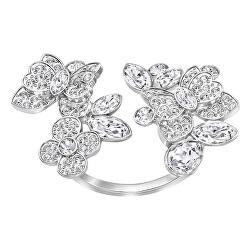 Luxusní otevřený prsten s krystaly Swarovski 5221484
