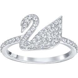 Luxusní prsten s labutí Swan 5258399