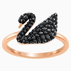 Luxusní prsten s labutí Swan 5366574
